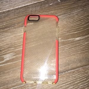 Protective iPhone 6+ case